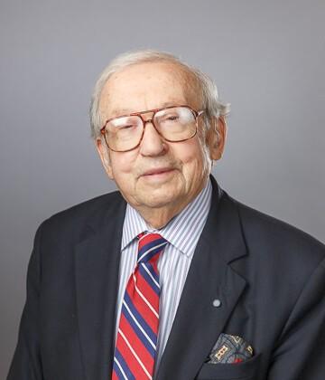 Judge HaroldBerger