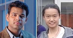 Ritesh Agarwal and Wenjing Liu