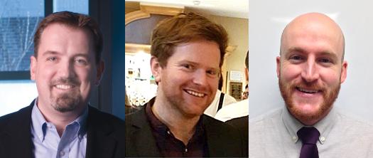 Jason Burdick, Andrew C. Daly and Matthew Davidson